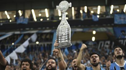 Copa Libertadores: Gremio venció a Lanús en la primera final