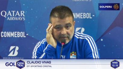 """Claudio Vivas: """"Tenemos que hacer un juego inteligente, U. Española se jugará su última chance"""""""