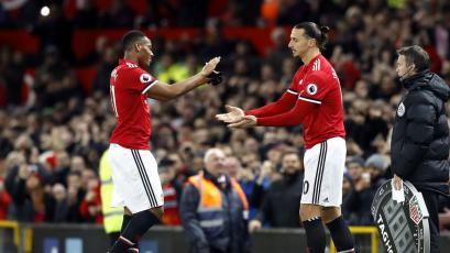 Champions League: Manchester United cayó ante el Basilea y Zlatan sumó un nuevo récord