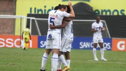Liga2: Santos FC venció 4-2 a Comerciantes Unidos por la fecha 6 (VIDEO)