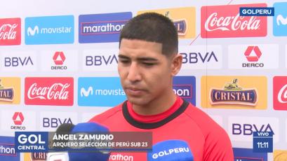 Ángel Zamudio: