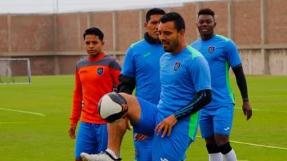 Segunda División: Cesar Vallejo se alista para enfrentar a Sport Boys en partido extra