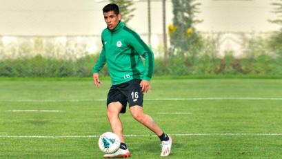 Superliga de Turquía: Paolo Hurtado volvió a los entrenamientos en las instalaciones del Konyaspor