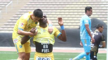 Liga2: Carlos Stein venció 2-1 a Deportivo Llacuabamba por la primera ronda de definición (VIDEO)