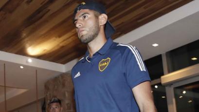 Con Carlos Zambrano, Boca Juniors ya concentra en Córdoba para enfrentar a Talleres (VIDEO)