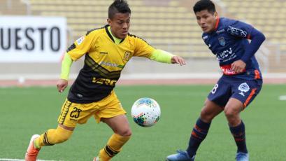 Liga1 Movistar: César Vallejo igualó 1-1 ante Academia Cantolao en el inicio de la fecha 14