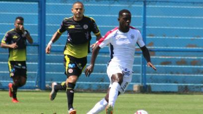 San Martín y UTC igualaron a dos goles por bando
