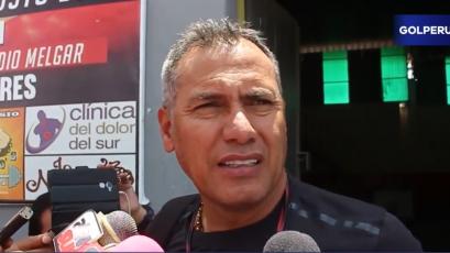 "Hernán Torres: ""Alianza Lima es un serio candidato a ser campeón"""