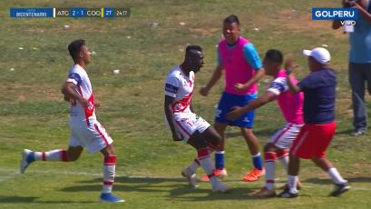 Copa Bicentenario: Atlético Grau superó a Coopsol y jugará la final contra Sport Huancayo