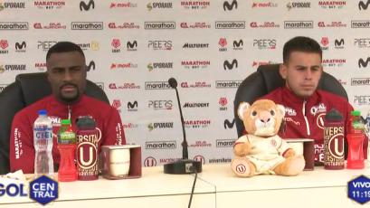 Universitario de Deportes: Henry Vaca y Christian Ramos fueron presentados oficialmente