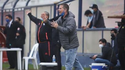 """Francisco Melgar: """"Llegamos para terminar el año con el ascenso"""" (VIDEO)"""