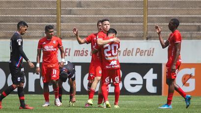 Liga1 Betsson: Carlos Mannucci cayó 1-3 ante Cienciano por la fecha 13 de la Fase 2 (VIDEO)