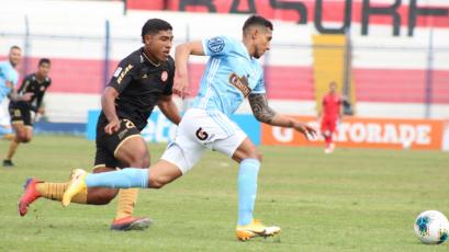 Liga1 Movistar: Sporting Cristal empató 1-1 con UTC y es el ganador del grupo A (VIDEO)