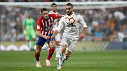 La Liga: Real Madrid y Atlético de Madrid igualaron sin goles