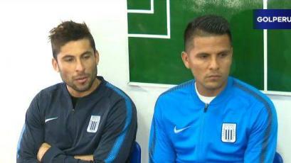 Alianza Lima: Velarde y Pósito analizaron el pase a la final