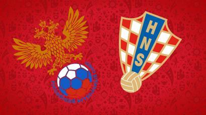 Previa: Rusia buscará seguir avanzando en el Mundial ante Croacia