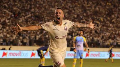 Pablo Lavandeira alista su vuelta contra Sport Boys: