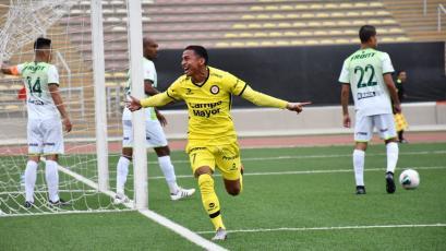 Liga2: Deportivo Coopsol logró su primer triunfo tras vencer por 1-0 a Pirata FC (VIDEO)
