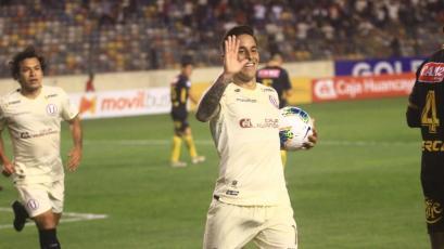 Universitario de Deportes empató 1-1 con Cantolao y puso en riesgo el primer lugar en el Clausura