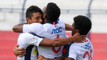 Liga1 Movistar: Alianza Lima volvió al triunfo goleando 4-0 a FBC Melgar