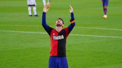 Diego Maradona: El sentido homenaje de Lionel Messi al astro argentino