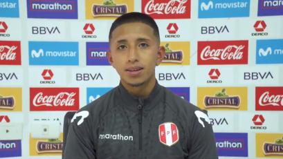 """Rodrigo Vilca sobre reemplazar a Christian Cueva en la selección: """"Ha dejado la valla muy alta"""""""