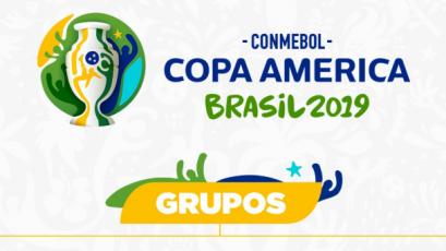 Copa América: Así quedaron los grupos tras el sorteo