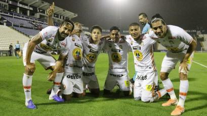 Liga1 Movistar: Ayacucho FC derrotó 2-0 a FBC Melgar por la segunda fecha de la Fase 2