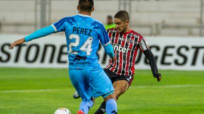 Copa Libertadores: Deportivo Binacional hizo historia en su debut y le ganó al Sao Paulo