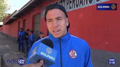 """Adrián Ugarriza: """"No podemos regalar más puntos en casa"""""""