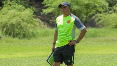 Rafael Castillo sobre Atlético Grau: