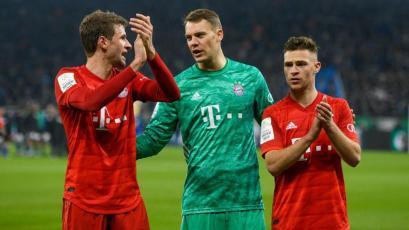 La Bundesliga vuelve este sábado, así que te dejamos la programación completa de la fecha