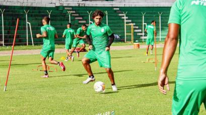 Copa Sudamericana: Juan Diego Gutiérrez no jugó en eliminación de Oriente Petrolero