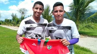 Christian Adrianzén y Neil Marcos se unieron a los entrenamientos de Unión Comercio
