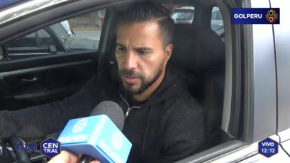 """Juan Pablo Vergara: """"Sport Boys en el Callao es un equipo muy difícil"""""""