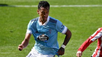 Renato Tapia tras empate del Celta de Vigo: