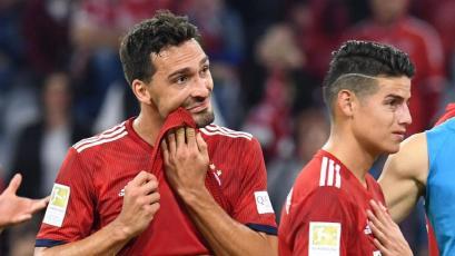 Bundesliga: Resultados del día