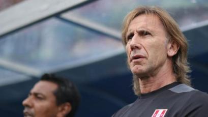 Récord: Ricardo Gareca cumplió 52 partidos al mando de la Selección de Perú