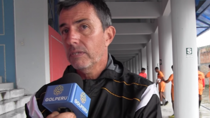 """Marcelo Vivas: """"Tenemos que planificar bien el partido con Pirata FC"""""""