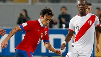 """Valdivia: """"Este Perú es inferior al que jugó con nosotros la semifinal de la Copa América 2015"""""""