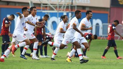 Copa Bicentenario: Atlético Grau venció en la tanda de penales a Deportivo Municipal y clasificó a cuartos