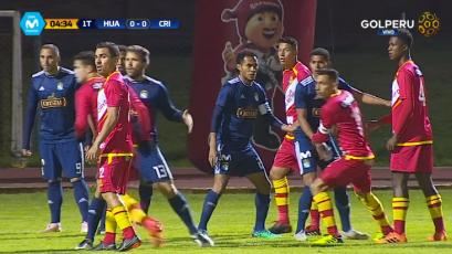Sporting Cristal y Sport Huancayo se reparten los puntos en la 'Incontrastable'