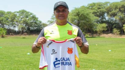 Liga1 Movistar: Rafael Castillo es oficialmente nuevo técnico de Atlético Grau