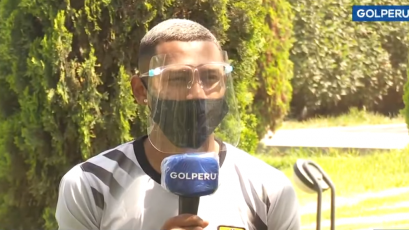 """Bryan Reyna: """"Tengo muchas ganas de enfrentarme a los equipos grandes"""" (VIDEO)"""