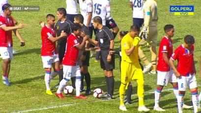 Unión Comercio y  San Martín empataron sin goles