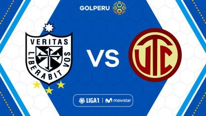 Liga1 Movistar: San Martín recibe a UTC en el Alberto Gallardo