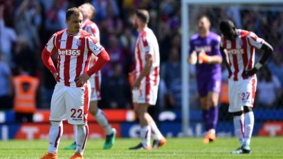Stoke City descendió en la Premier League