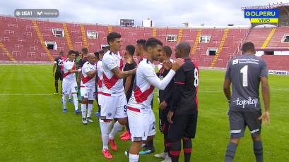 EN VIVO por GOLPERU: FBC Melgar 0-2 Deportivo Municipal