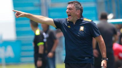 """Gerardo Ameli: """"Necesitaba parar un poco y le agradezco a Ayacucho FC por entenderme"""""""