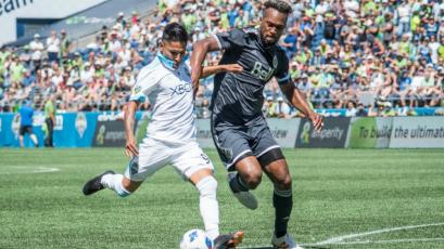 Minnesota con Gómez y Seattle con Ruidíaz se miden en la MLS